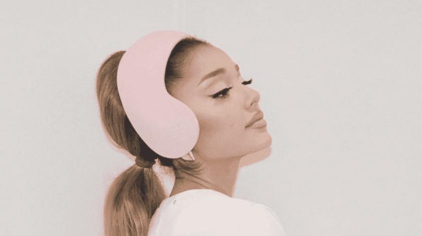Ariana Grande tiene actualmente 27 años de edad.(Instagram.)