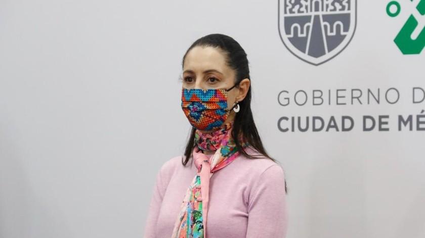"""""""No vamos a ser tapadera de nadie"""": Sheinbaum tras inhabilitación de Mancera y casos de presunta corrupción que investiga Contraloría de CDMX(Twitter @Claudiashein)"""