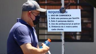 En revisión reforzar medidas sanitarias en Mexicali: Jáuregui Santillán
