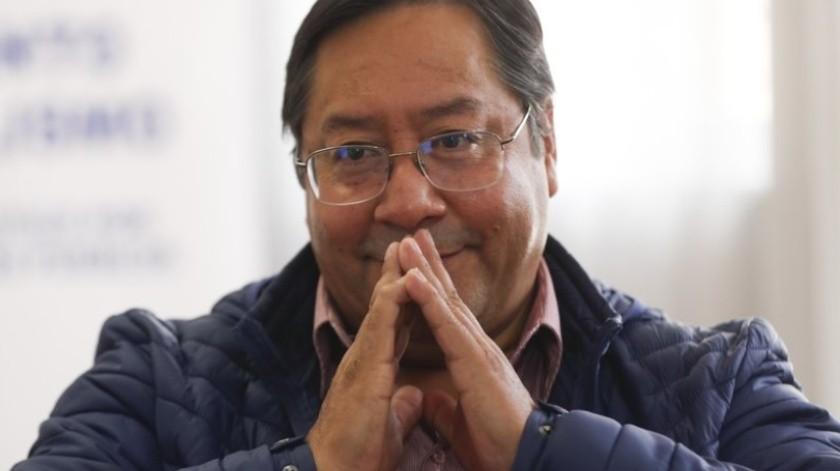 Luis Arce es declarado presidente electo de Bolivia por el Tribunal Supremo Electoral(AP)