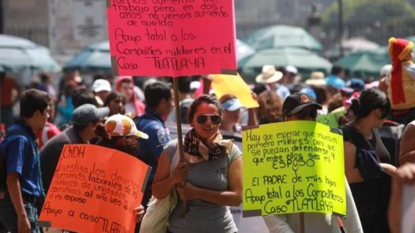 FGR quiere cerrar caso Tlatlaya, donde 22 personas fueron asesinadas: Centro Prodh(EFE)