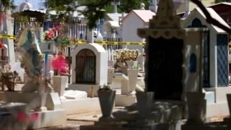 Cerrados panteones en Tijuana y Mexicali en Día de Muertos