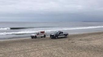 Inician operativo en Playas de Tijuana para evitar que población entre al mar