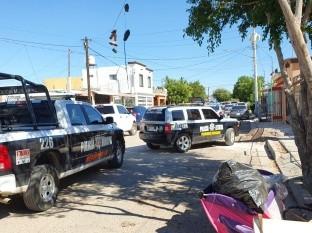 Robo de auto desata fuerte movilización policial por todo Hermosillo