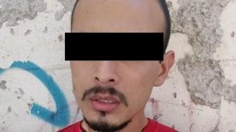 Captura PESP a hombre armado en colonia Urbi Villa del Prado, en Hermosillo