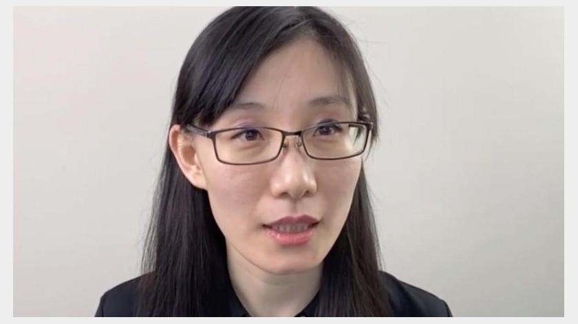 Li-Meng Yan declaró que el virus SARS- CoV-2 no pudo haber escapado de un laboratorio(Especial)