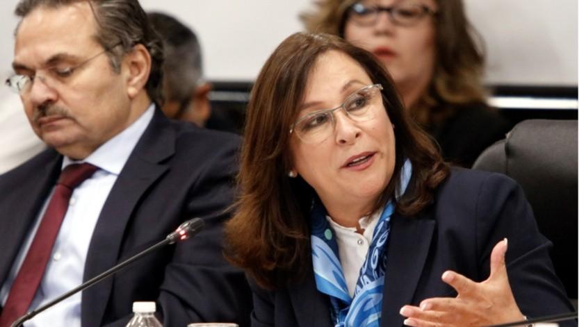 México no firmó ningún convenio en materia energética con EU, reitera Rocío Nahle, titular de Sener(Archivo GH)
