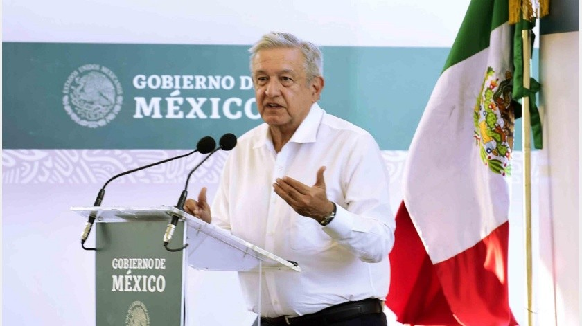 La Marcha del Millón para apoyar al presidente Andrés Manuel López Obrador no llegó al millón.(Especial)