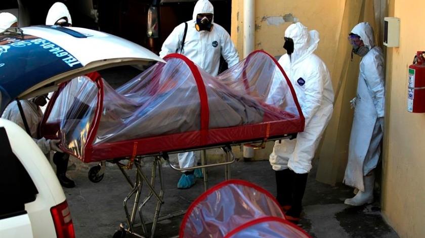 Desde el inicio de la pandemia, las autoridades han admitido un subregistro en cuanto a contagios y muertes de Covid-19(EFE)