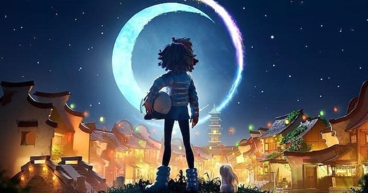 """""""Más allá de la Luna"""": La conmovedora película animada de"""