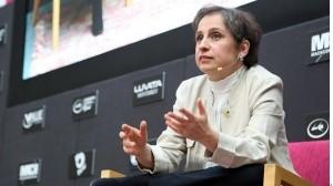 La periodista Carmen Aristegui se convirtió en tendencia en redes sociales, tras compartir una imagen de la Marcha del Millón, en la que participaron simpatizantes del Presidente y que usuarios aseguran no corresponde a la marcha de ayer