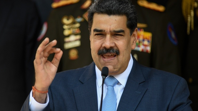 AMS-GEN VENEZUELA-ORO(Copyright 2020 The Associated Press. All rights reserved, AP)