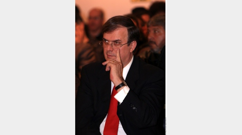 Marcelo Ebrard considera que el plebiscito fue exitoso(Archivo GH)