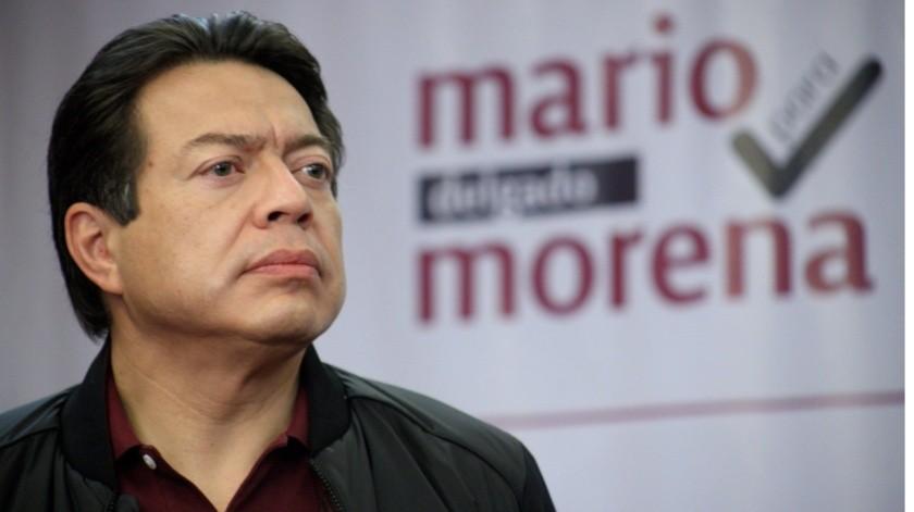 Mario Delgado llama a unidad en Morena; pone en la mira comicios del 2021(Archivo GH)