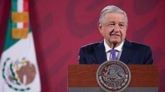"""AMLO explica discurso breve en Nuevo Laredo: """"era un acto de otro tipo"""", dice"""
