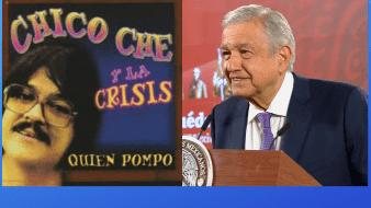 No es la primera vez que el mandatario hace referencia a Chico Che para responder algunas críticas.