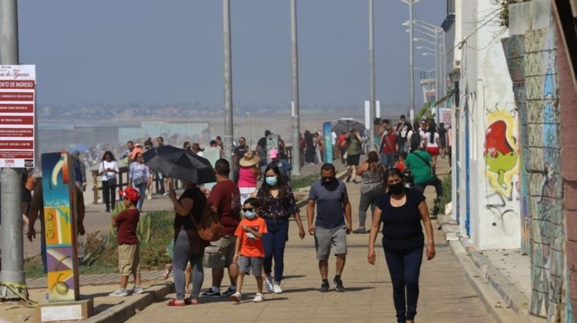 Se cumplió una semana sin asesinatos en Playas de Tijuana.