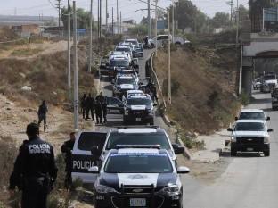 Asalto a gasolinera provoca persecución en San Antonio de los Buenos