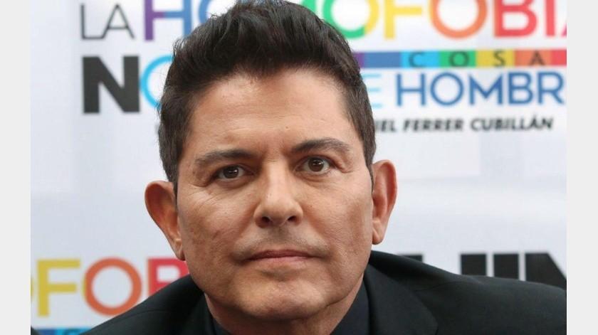 Por la pandemia, Ernesto Laguardia regresa a México a pedir trabajo(Tomada de la red)