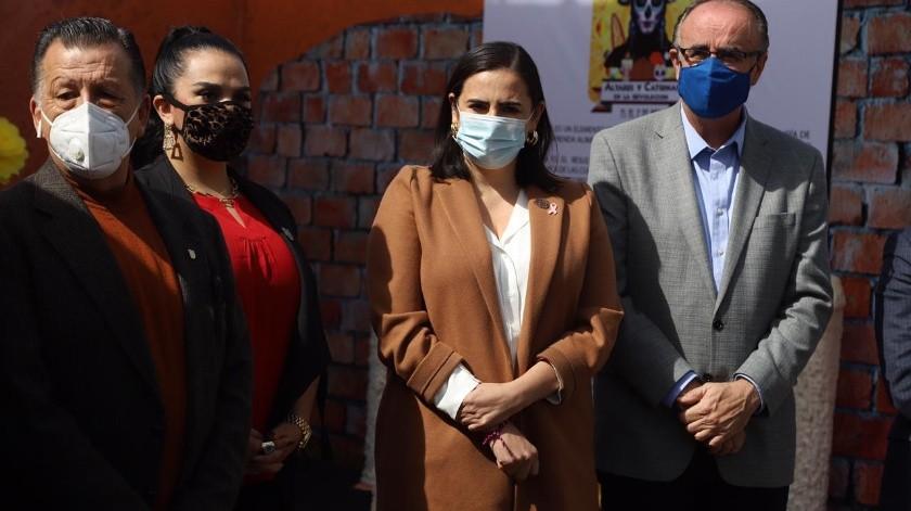 Supervisará Alcaldesa que negocios cumplan con medidas sanitarias(Sergio Ortiz)