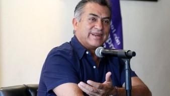"""Jaime Rodríguez Calderón, """"El Bronco""""."""