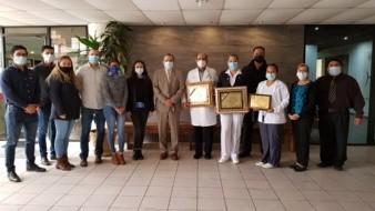 Han vencido al Covid-19 mil 187 pacientes atendidos en el HGT