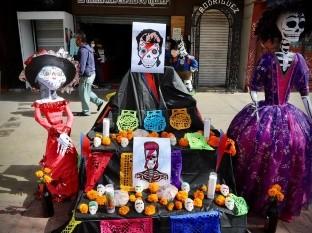 Buscan con altares poner a la avenida Revolución en mapa turístico
