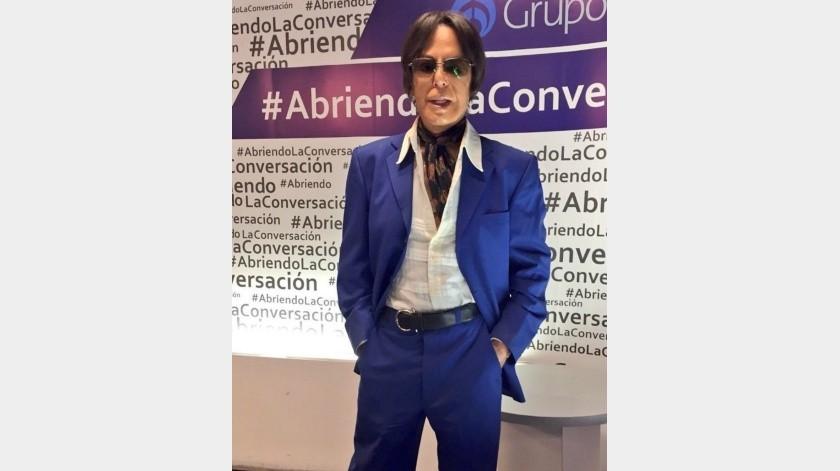 'El estilista de las estrellas', Alfredo Palacios murió a los 72 años de edad, ayer domingo(Twitter Alfredo Palacios)
