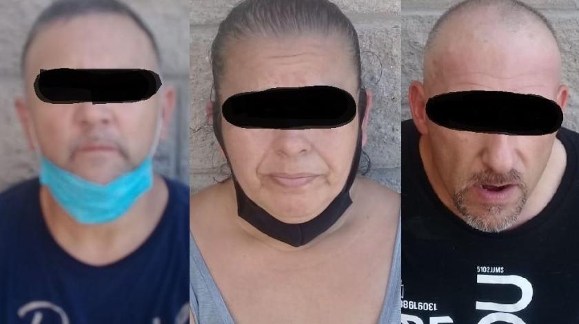 Sentencian a prisión a ladrones que usaron tarjetas robadas, en SLRC