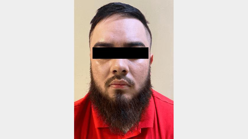 Arrestan a recurrente asaltante de autoservicios(Cortesía)