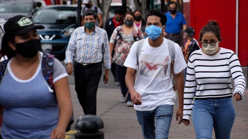 Covid-19 en México: 247 muertes y 4 mil 166 nuevos casos al corte de hoy(GH)