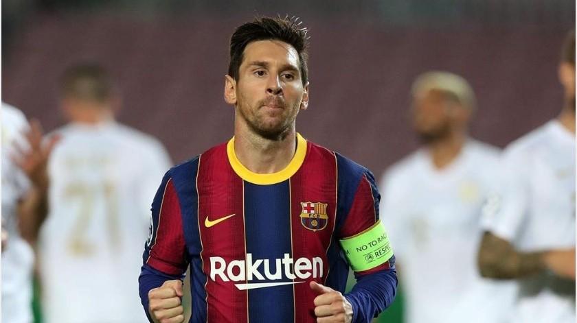 Bartomeu entiende el enojo de Messi por no dejarlo ir, pero también sabe que es fundamental(Instagram @leomessi)