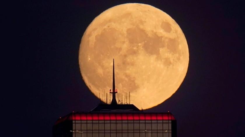 Agua en la Luna, NASA aún desconoce si es usable(AP)