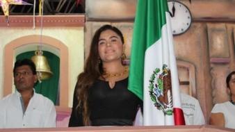 La alcaldesa de Simojovel de Allende, Chiapas, Viridiana Hernández, del Partido Verde Ecologista de México (PVEM), se divorció de su esposo, el síndico Gilberto Martínez para que pueda ser su sucesor
