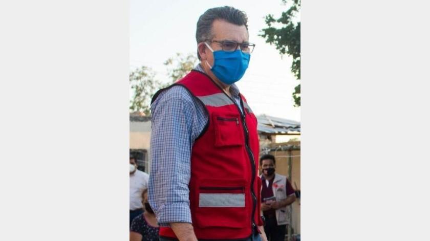 Enrique Clausen Iberri secretario de Salud en Sonora.(ESPECIAL)
