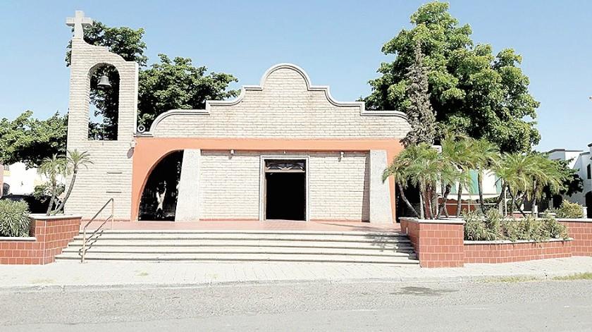 El párroco de la Iglesia San Judas Tadeo pide evitar aglomeraciones mañana.(Banco Digital)