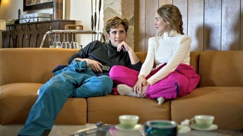 """Ambos habrían iniciado su romance mientras filmaban la primera temporada de """"Luis Miguel: La Serie"""".(Tomada de la red)"""