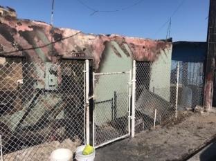 Muere mujer durante incendio en la colonia Altamira