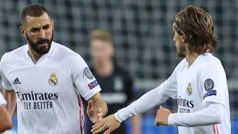 ¡Agonizante! Real Madrid pudo llevarse el empate contra el Borussia Mönchengladbach