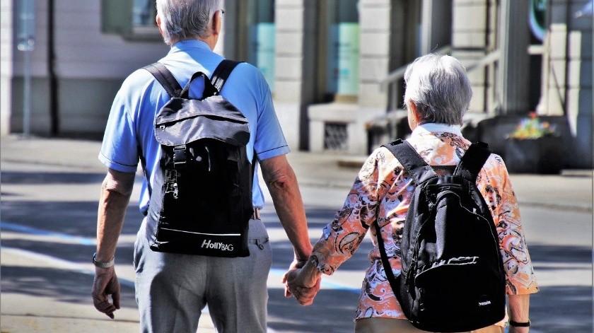 Actualmente la pensión promedio que estas entidades privadas otorgan a los jubilados chilenos es de 372 dólares(EFE)