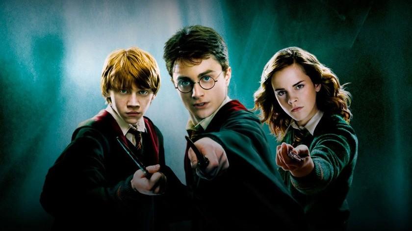 """""""Harry Potter y la Cámara de los Secretos"""", """"Harry Potter y la Orden del Fénix"""" y """"Harry Potter y las Reliquias de la Muerte"""" (partes 1 y 2) desaparecerán de Netflix.(Tomada de la red)"""