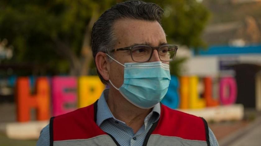 """""""Nos ponemos las pilas o Sonora vuelve a rojo"""", avisa Clausen ante fiestas(Cortesía)"""