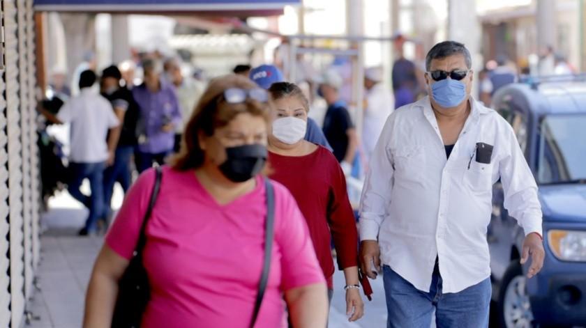 Coronavirus en Sonora: 14 muertes y 107 nuevos casos al corte de hoy(GH)