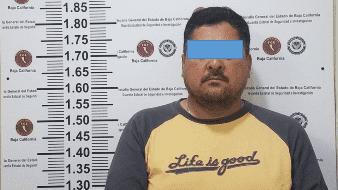 Golpeó a su esposa el día de San Valentín; ya está detenido