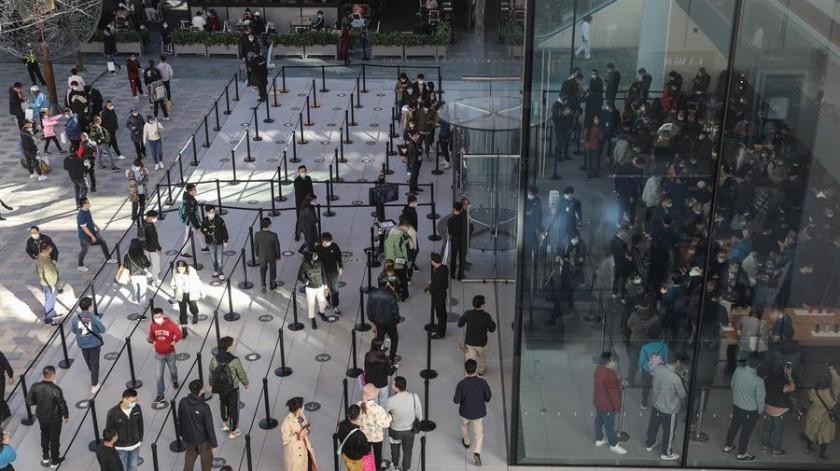 """La iniciativa, bautizada """"Open Storefronts"""" (Escaparates abiertos), se une a otras similares para promover la actividad al aire libre en lugar de en los interiores(Archivo GH)"""