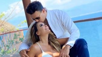 Ninel Conde y Larry Ramos iban a casarse el día de hoy tras pocos meses de comenzar su romance.