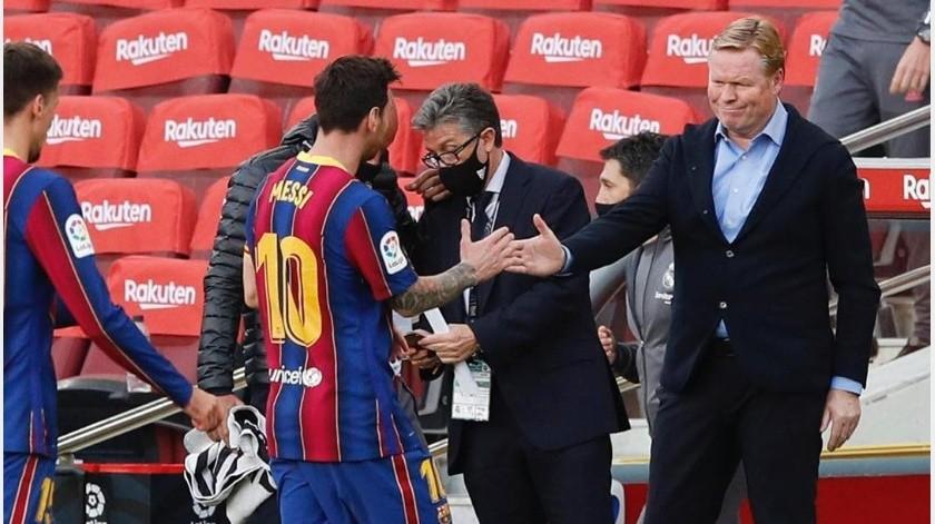 Ronald Koeman orgulloso del partido que brindó el Barcelona ante Juventus(Instagram @ronaldkoeman)