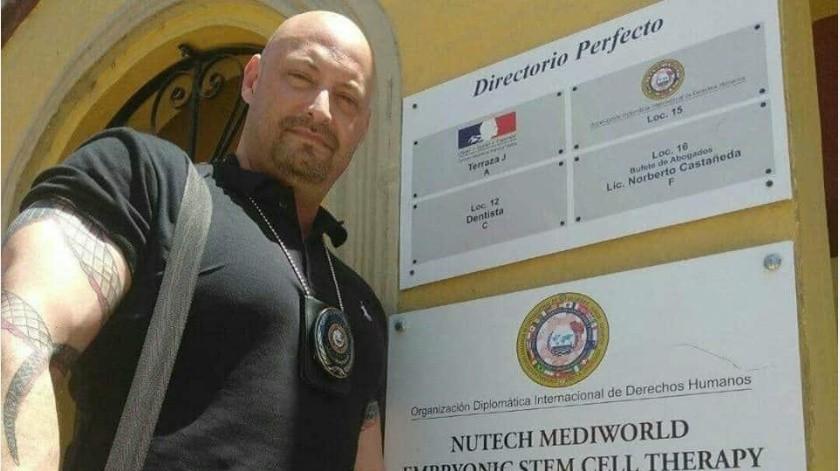 ¿Quién fue Ivan Riebeling, el Comandante Cobra, fallecido en Tijuana?