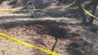 Madres Buscadoras de Sonora encuentran restos de una persona en Poblado Miguel Alemán