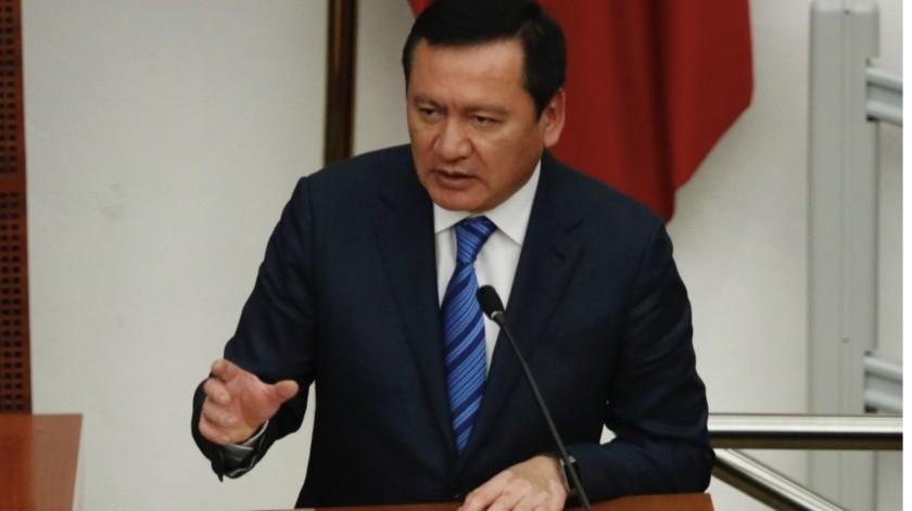 Osorio Chong tiene un plazo de 5 días para informar para que utilizará el recurso de amparo(Archivo GH)